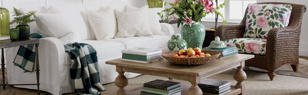 Ethan Allen Living Space
